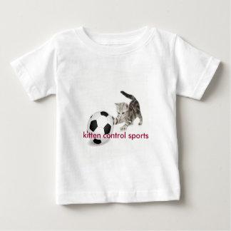 Kitten Control Sports Shirt