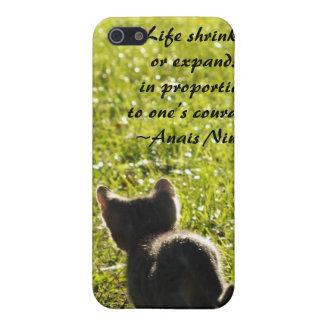 Kitten Courage iPhone 4 Speck case
