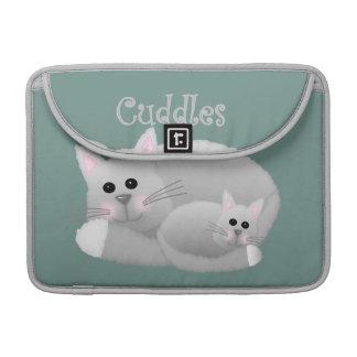 Kitten Cuddles MacBook Pro Sleeve