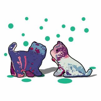 Kitten Cutout