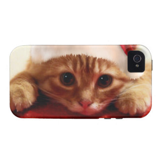 kitten design Case-Mate iPhone 4 covers