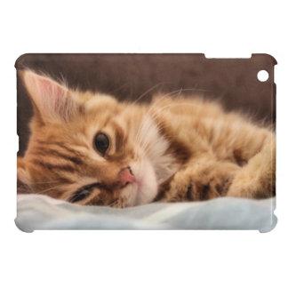 kitten design iPad mini covers