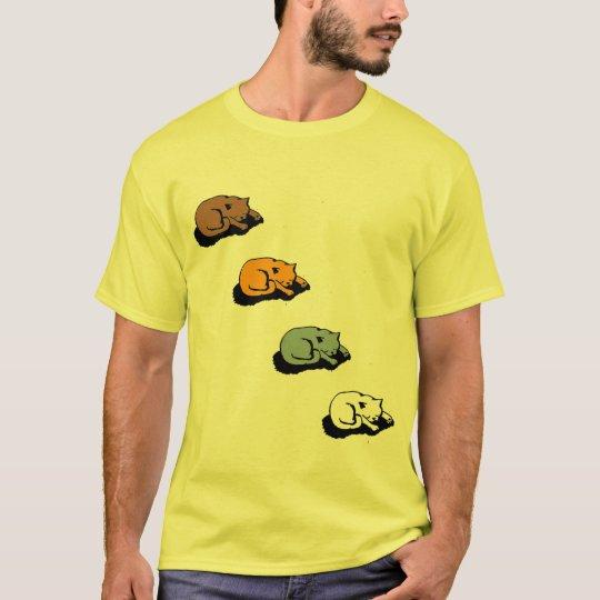 Kitten Dreams T-Shirt