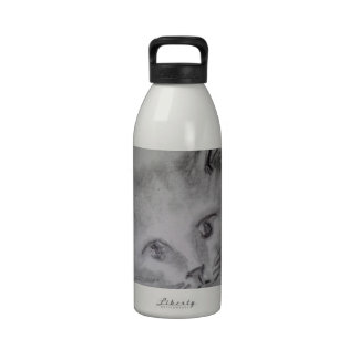Kitten Drinking Bottle
