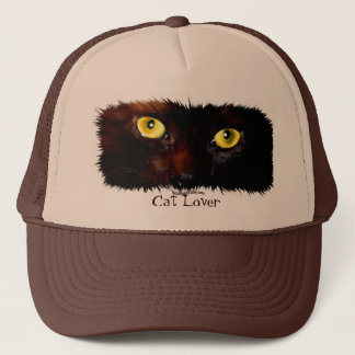 KITTEN EYES Collection Trucker Hat