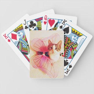 kitten fairy card deck