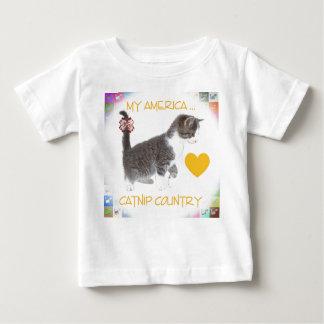Kitten for America T Shirts
