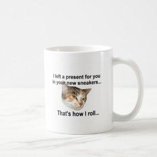 Kitten Gift Coffee Mug