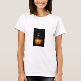 Kitten in a Pot T-Shirt