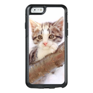 Kitten In A Tree OtterBox iPhone 6/6s Case