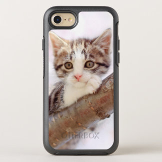 Kitten In A Tree OtterBox Symmetry iPhone 8/7 Case