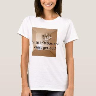 Kitten in the box T-Shirt
