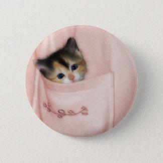 Kitten in the Pocket 2 Button