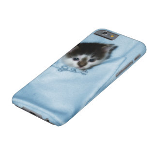 Kitten in the Pocket Barely There iPhone 6 Case