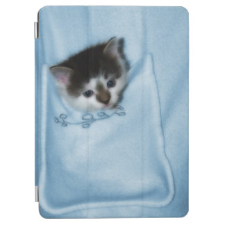 Kitten in the Pocket iPad Air Cover