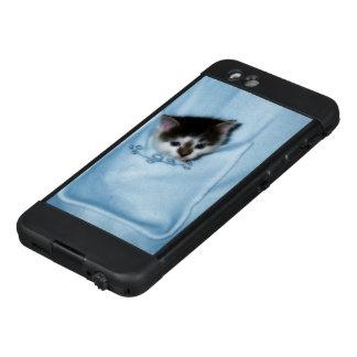 Kitten in the Pocket LifeProof NÜÜD iPhone 6 Case