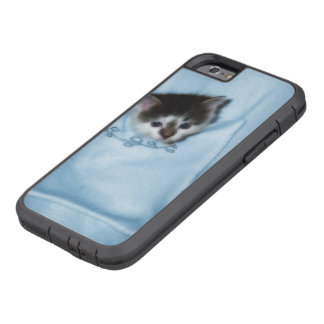 Kitten in the Pocket Tough Xtreme iPhone 6 Case
