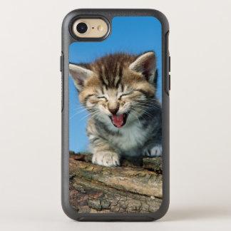 Kitten In Tree OtterBox Symmetry iPhone 8/7 Case