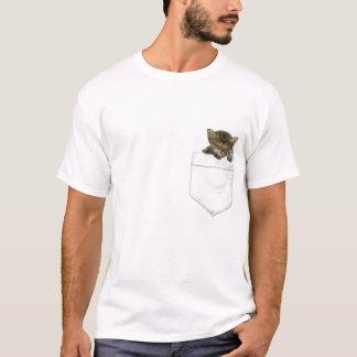 Kitten In Your Pocket T-Shirt