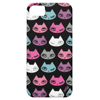 Kitten Iphone Case by Fluff iPhone 5 Case