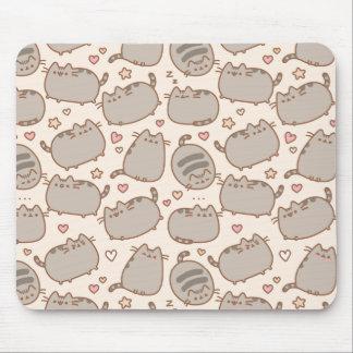 Kitten kawaii mouse pad