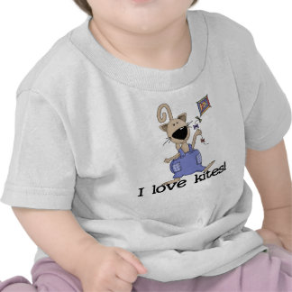 Kitten Love Kites Tshirts and Gifts