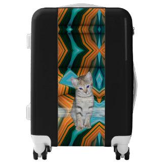 Kitten Matrix Luggage