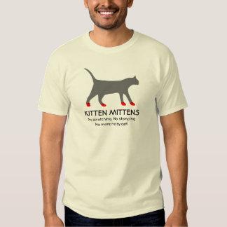 Kitten Mittens Shirts