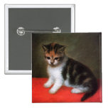 Kitten Painting by George Stubbs Pins