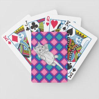 Kitten Card Deck