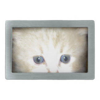 kitten power belt buckle