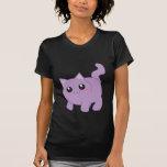 Kitten - purple and cute shirts