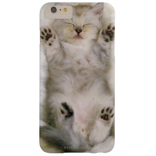 Kitten Sleeping on a White Fluffy Carpet, High Blackberry Bold Case
