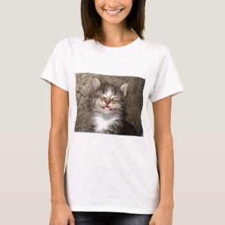 Kitten Smile T-Shirt