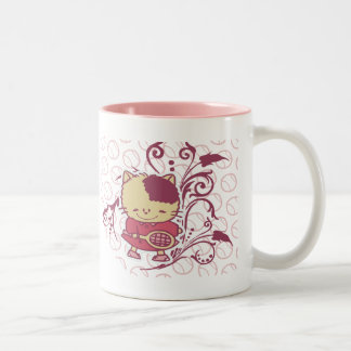 Kitten Tennis Tshirts and Gifts Coffee Mugs