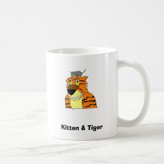 Kitten & Tiger, ANNA Coffee Mug