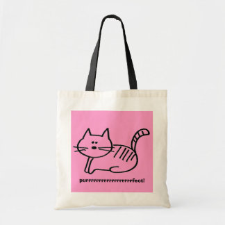 Kitten-tote Budget Tote Bag