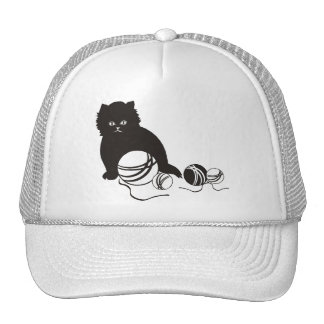 Kitten Tshirts and Gifts 206 Mesh Hat