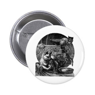 Kitten Tshirts and Gifts 254 Pinback Button