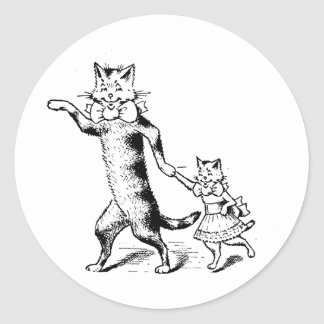 Kitten Tshirts and Gifts 371 Sticker