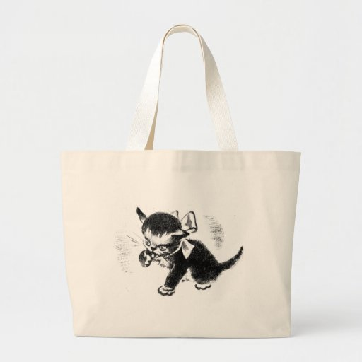 Kitten Tshirts and Gifts 54 Canvas Bags