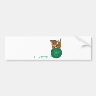 Kitten Tshirts and Gifts 67 Car Bumper Sticker