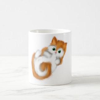 Kitten Tuna Coffee Mug