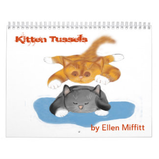 Kitten Tussels Calendar