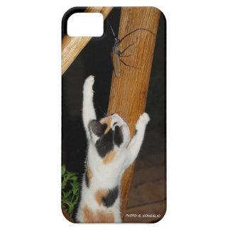 Kitten vs Titanus Giganteus iPhone SE/5/5s Case