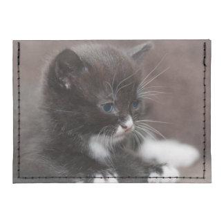 Kitten Wallet Tyvek® Card Case Wallet