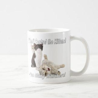 Kitten Whiskers Mug