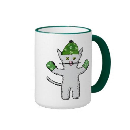 mug cat mittens