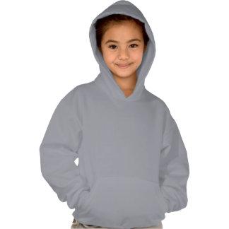 Kittenhead Kid's Grey Future Roadie Hoodie