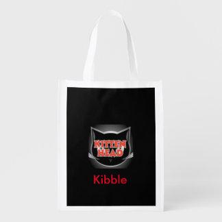 Kittenhead the band Reusable Shopping Bag